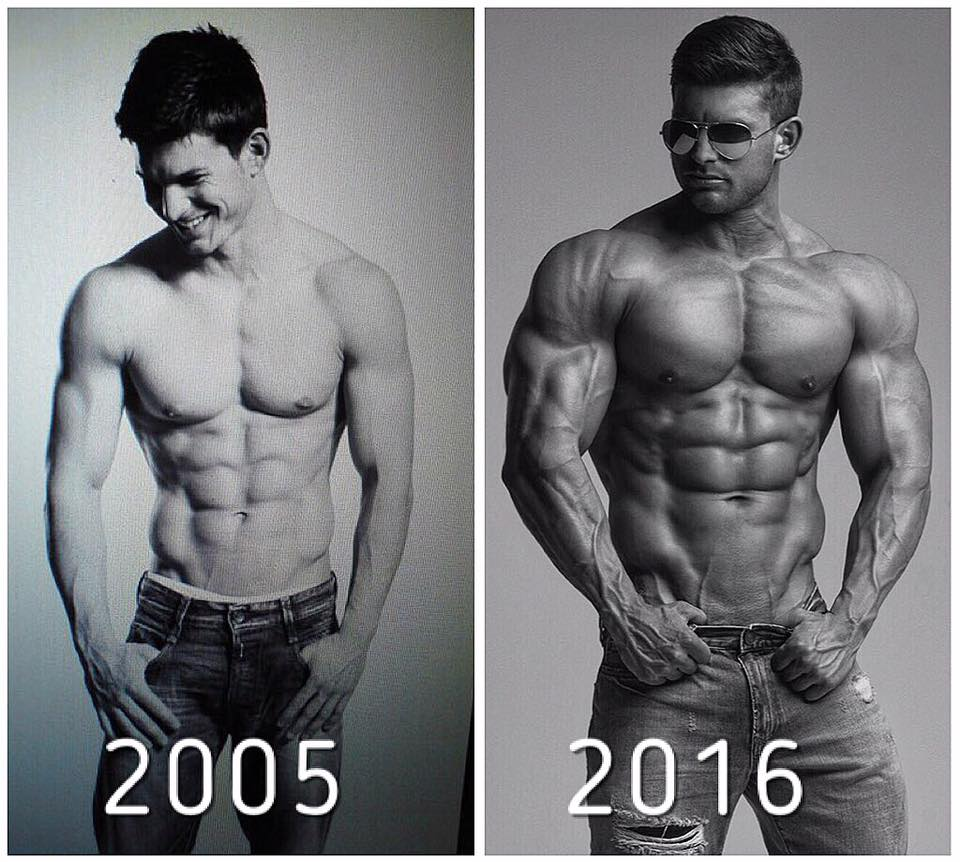 Tom Coleman Before and After