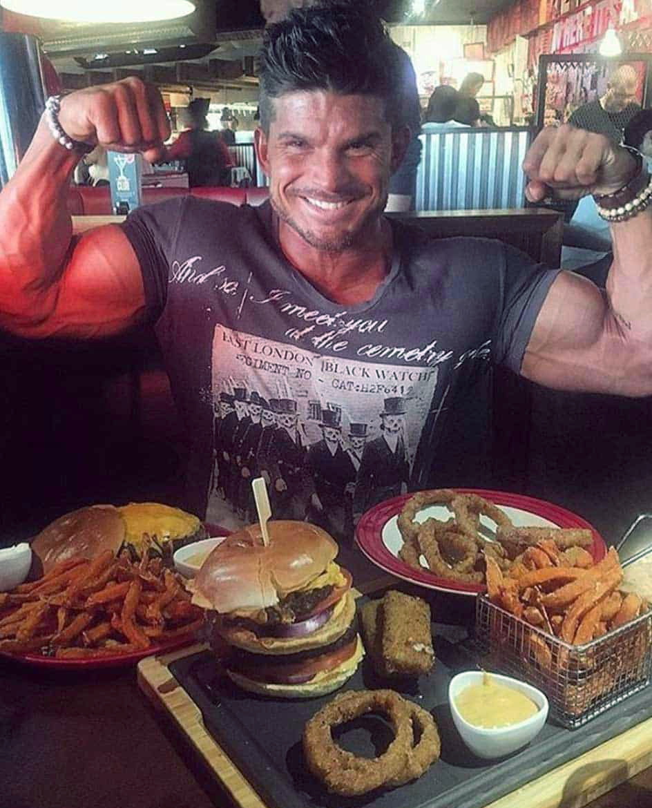Tom coleman cheat meal