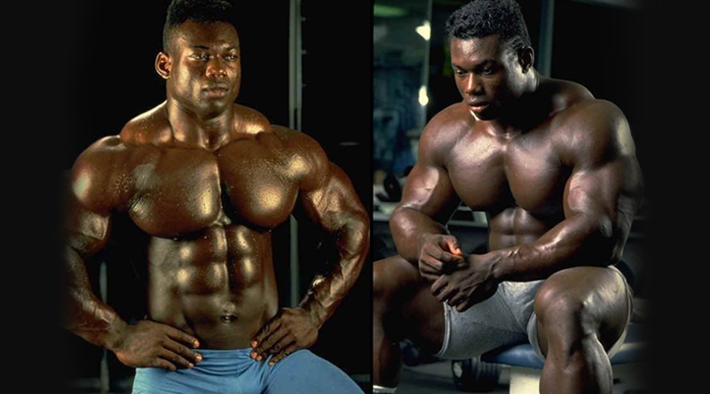 Victor Richards - athletes-physiques