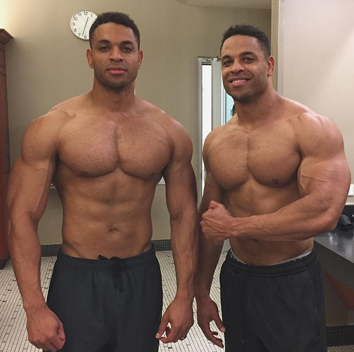 Hodgetwins weight