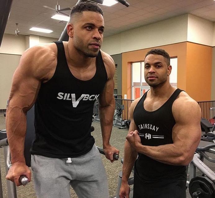 Hodgetwins workout
