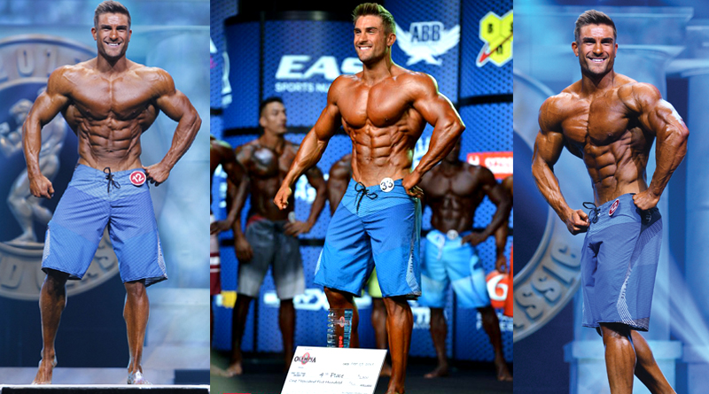 Ryan TeRyan Terry arnold classic 2017 - athletes physiquesrry - athletes physiques
