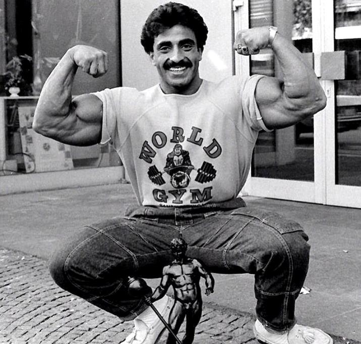 Samir Bannout - Mr Olympia 1983