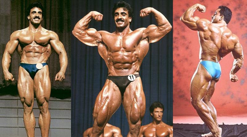 Samir Bannout - athletes physiques