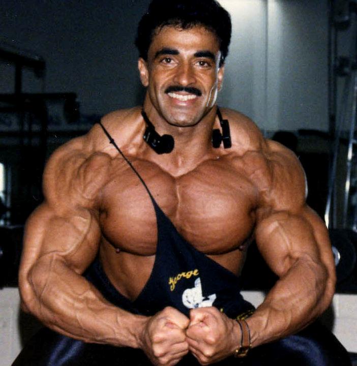 Samir Bannout workout