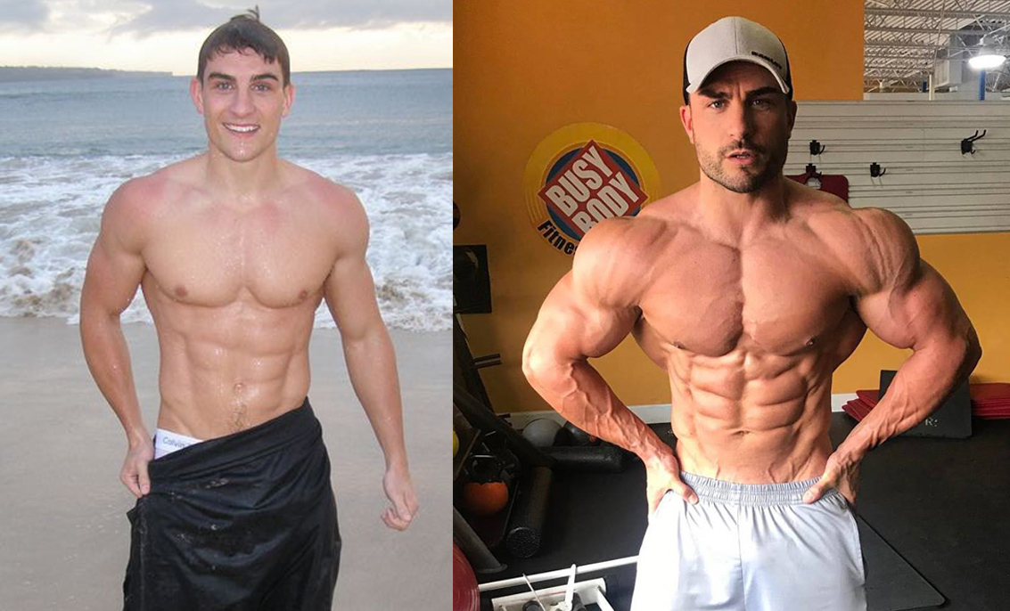 ryan terry before and after