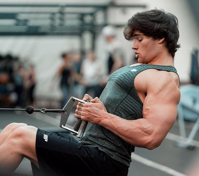 Dylan McKenna workout
