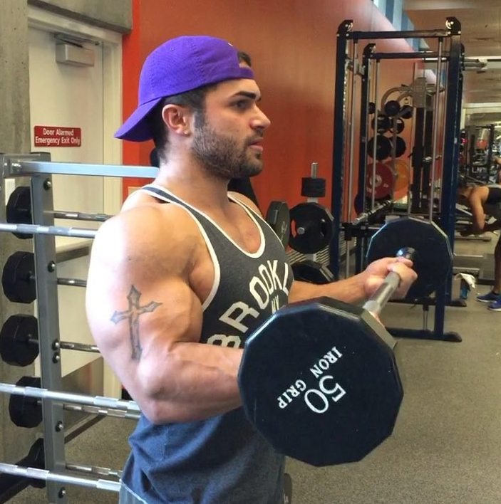 raciel castro workout