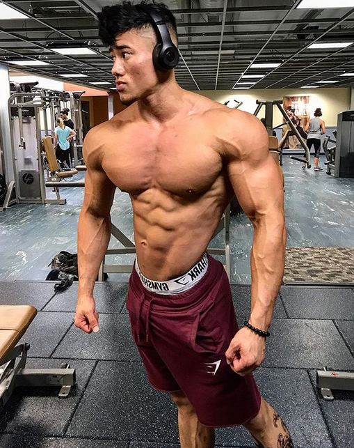 steven cao workouts