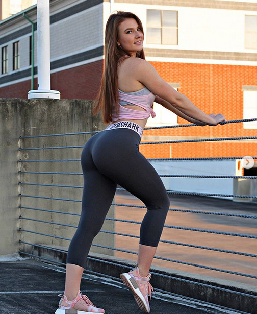 Elizabeth Zaks Legs and Glutes Workout