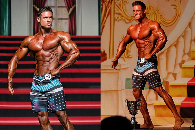 Logan Franklin - Height, Weight, Age, bodybuilder - Athletes Physiques