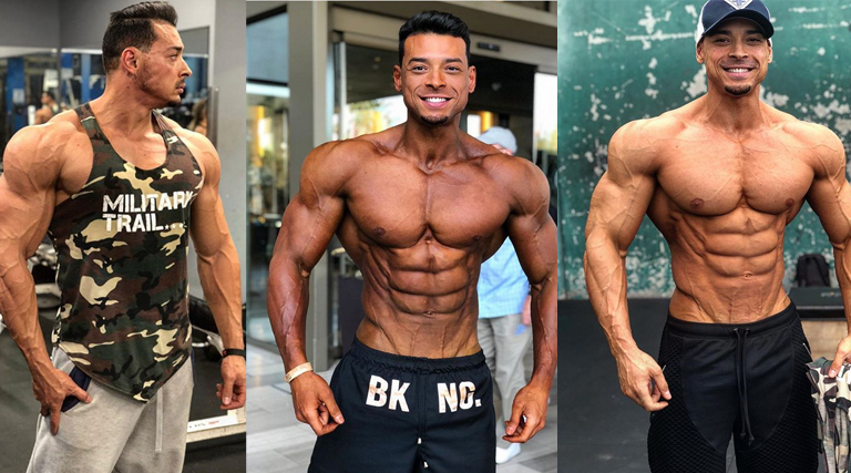 Felipe Franco - Diet, Height, Weight, Bio - Athletes Physiques