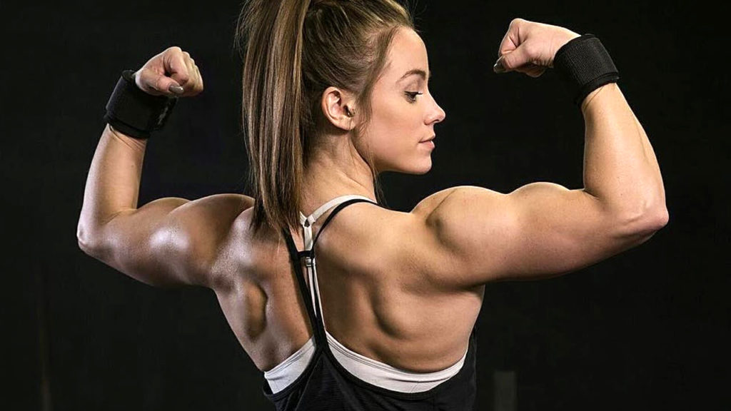Lauren Findley bodybuilder
