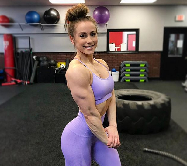 Lauren Findley fitness