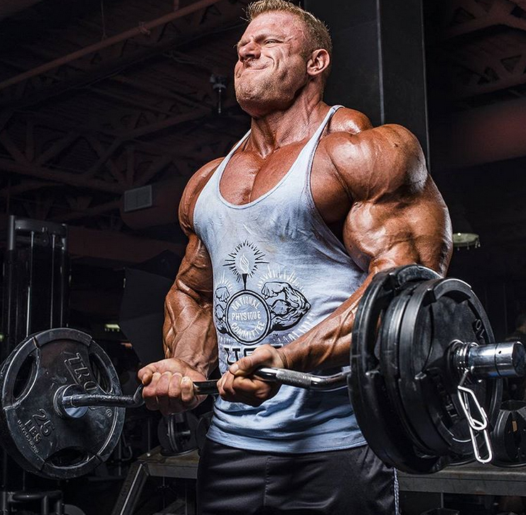 justin compton workout routine