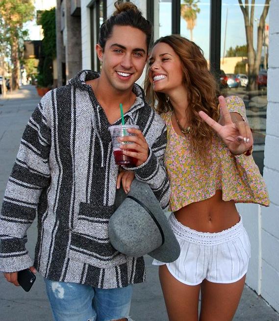 Sierra Skye boyfriend Roman Palumbo