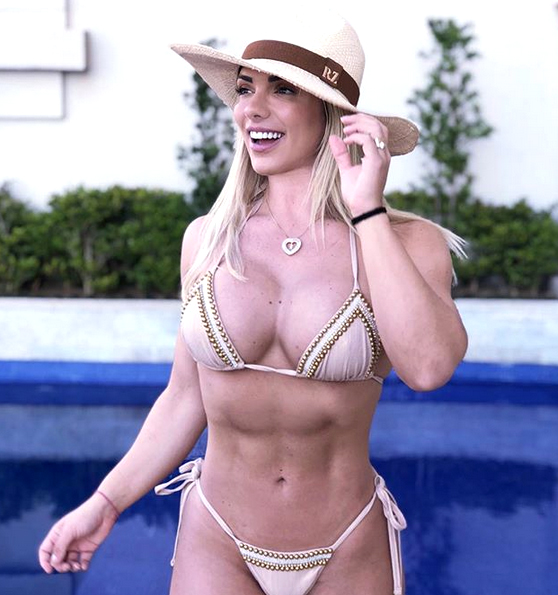 Roberta Zuniga - Height, Weight, Age, Diet - Athletes Physiques