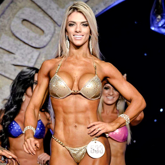 Roberta Zuniga competition