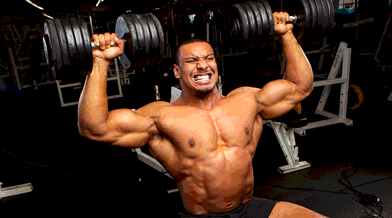 Larry Wheels bodybuilding