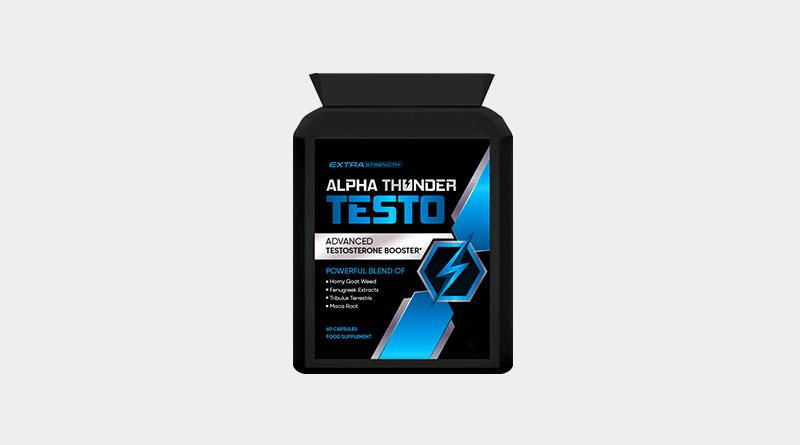 Alpha Thunder Testo