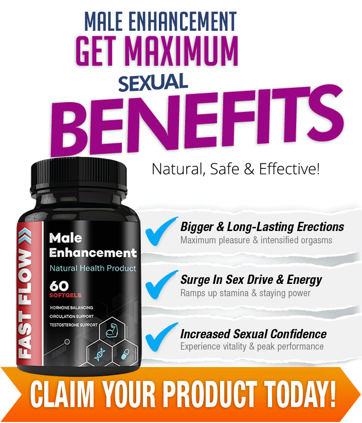 Fast Flow Male Enhancement benefits