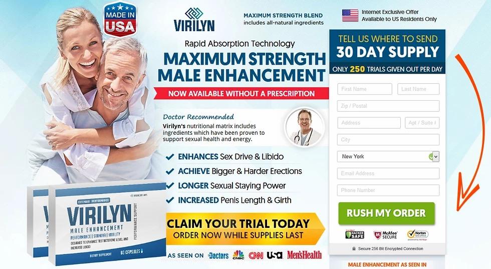 Virilyn male enhancement